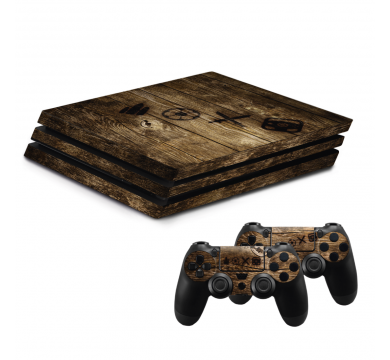 Hama Wood Design Skin