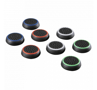 Hama Colors 8-in-1 Control Stick Attachments Set