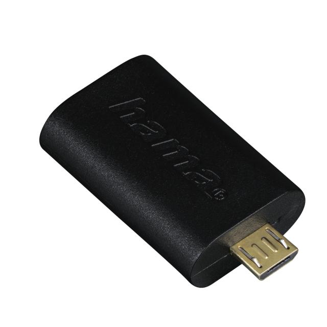 Hama USB 2.0 OTG Adapter