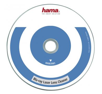 Hama Blu-Ray Laser Cleaning Disc