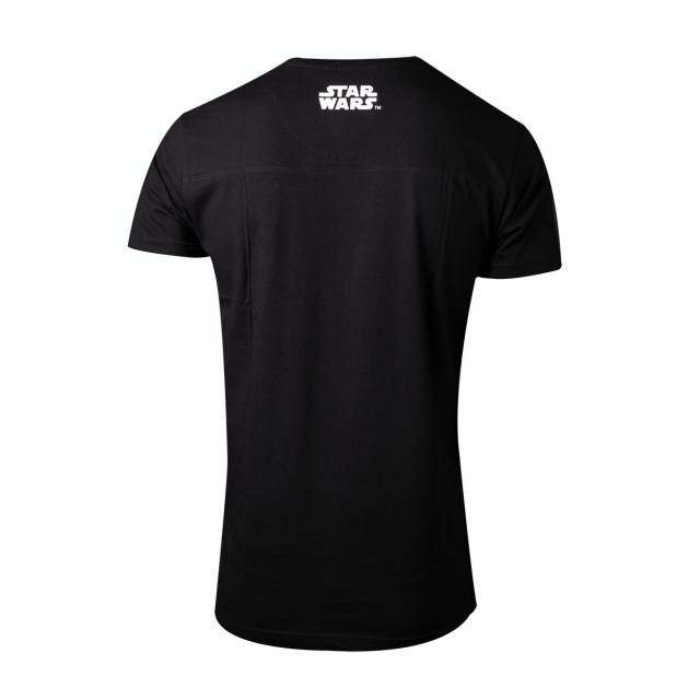 Star Wars - Constructivist Poster Men's T-shirt