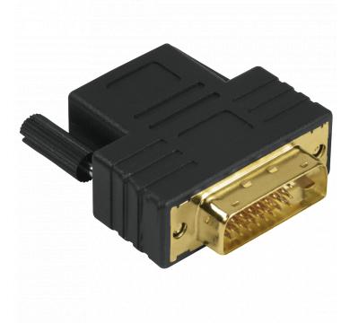 Hama Compact Adapter DVI HDMI