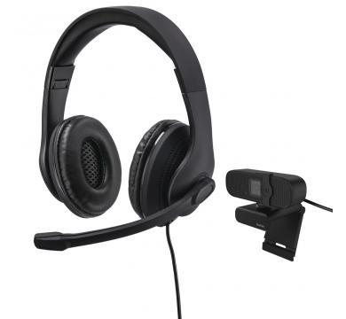 "Hama ""HS-USB300 & C-400"" PC Office Streaming Set"