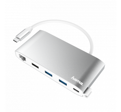 Hama USB-C Hub, Multiport