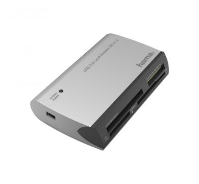 """Hama """"All in One"""" USB Card Reader"""