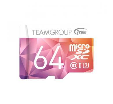 Team Group Color Card II microSDXC UHS-I 64GB