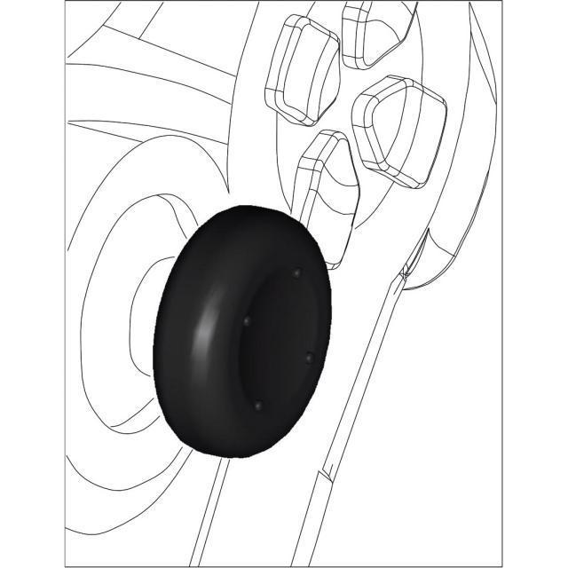 Hama 8-in-1 Control Stick Attachments Kit