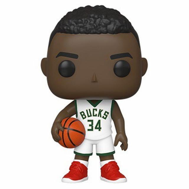 Funko POP! Basketball NBA: Milwaukee Bucks - Giannis Antetokounmpo #68