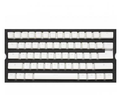 Ducky Pudding White 108-Keycap Set