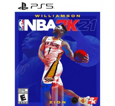 PS5 NBA 2K21 + Controller