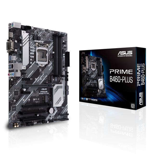 Intel Core i5-10600 + ASUS PRIME B460-PLUS
