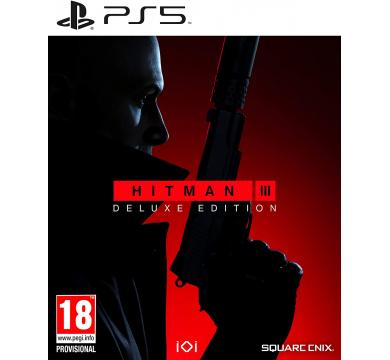 PS5 Hitman III Deluxe Edition + Controller