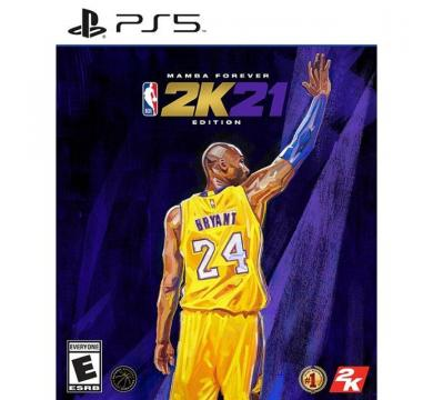 PS5 NBA 2K21 - Mamba Forever + Controller