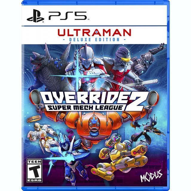 PS5 Override 2: Ultraman - Deluxe Edition + Controller