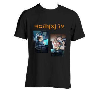 Тениска GplayTV NoThx