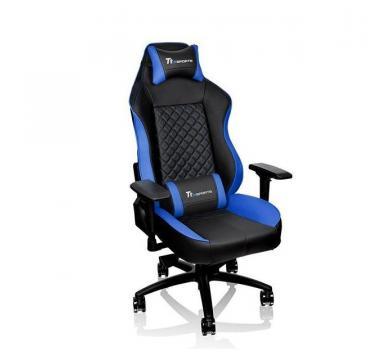 TteSports GT Comfort Black Blue + Florpad MVP