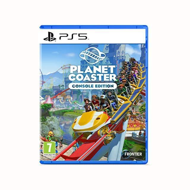 PS5 Planet Coaster + Controller