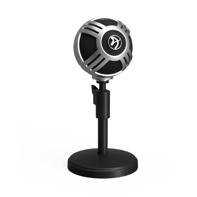 Arozzi Sfera Pro Silver+Logitech C922 PRO Stream