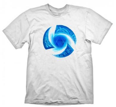 Heroes of the Storm T-Shirt Symbol White