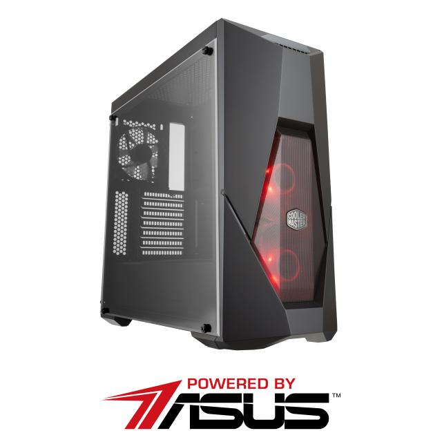 Powered by Asus Warrior GTX1660 Super