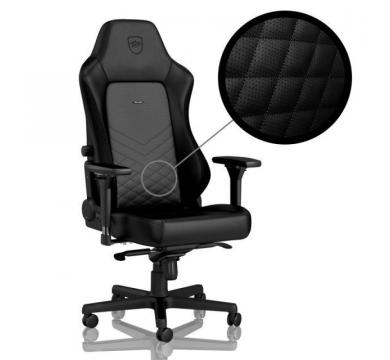 noblechairs HERO + Florpad Stealth Zone