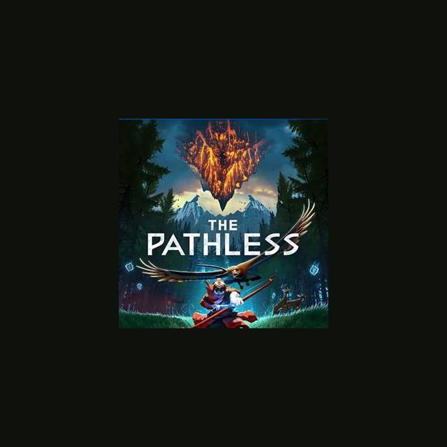 PS5 The Pathless + Controller