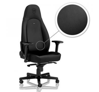 noblechairs ICON (Black Edition) + Florpad NaVi