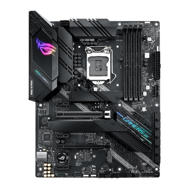 ASUS ROG STRIX B460-F GAMING + HyperX Fury RGB 16GB (2x8GB) 2666MHz