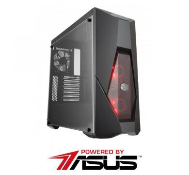 Powered By Asus AREZ DUAL Warrior