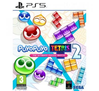 PS5 Puyo Puyo Tetris 2 - Limited Edition + Controller