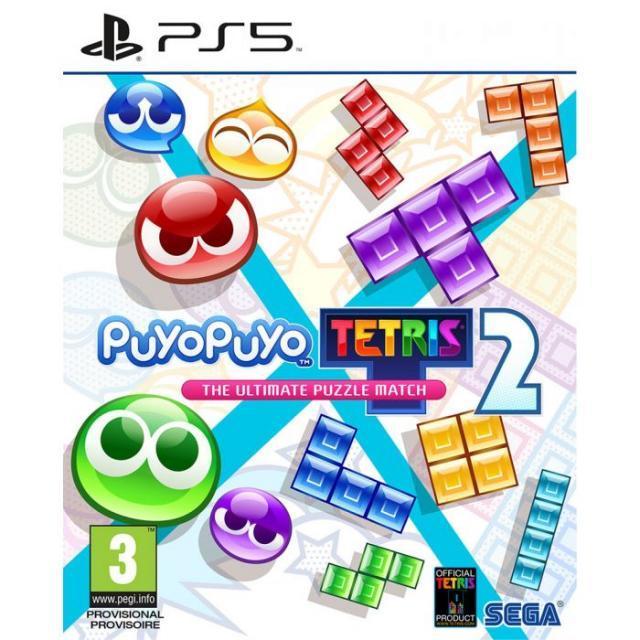 PS5 Puyo Puyo Tetris 2 - Limited Edition + Controller