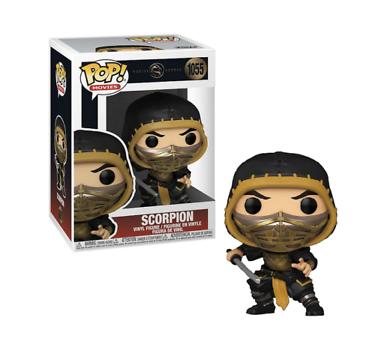 Funko POP! Movies: Mortal Kombat - Scorpion #1055