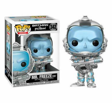 Funko POP! Heroes: Batman & Robim - Mr.Freeze #342