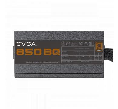 EVGA SuperNOVA 850 BQ
