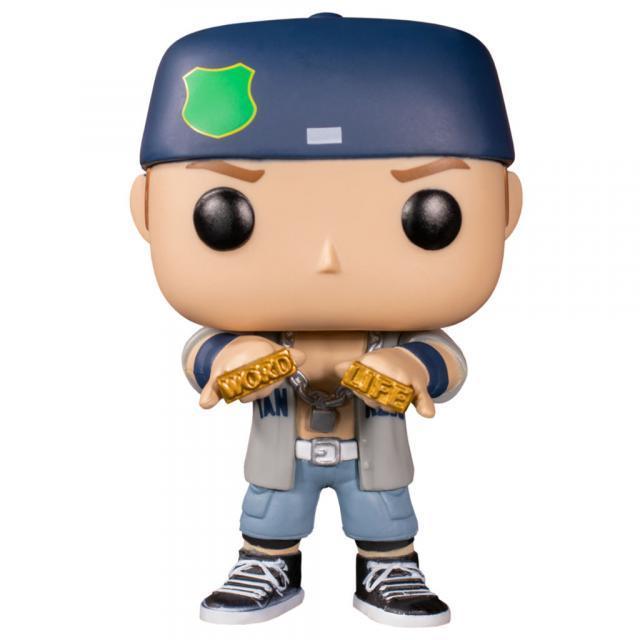 Funko POP! WWE - John Cena (Dr. of Thuganomics) #76