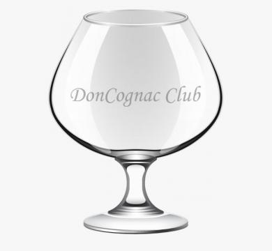 Чаша за коняк GplayTV DonBrutar