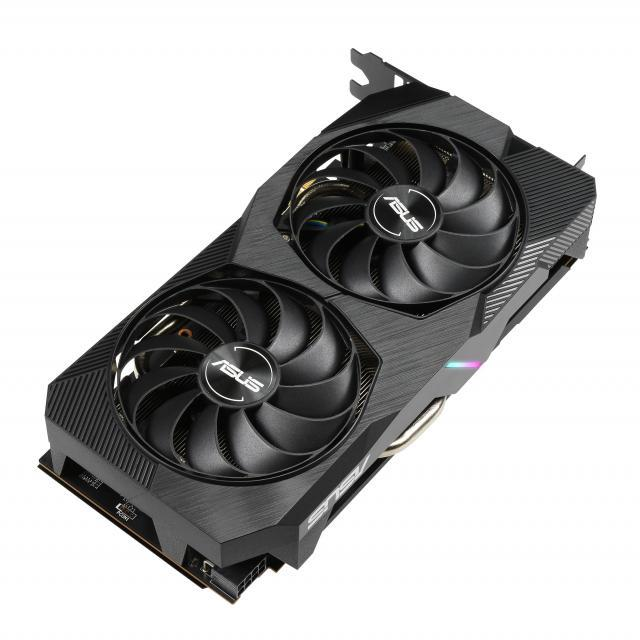 ASUS Dual Radeon RX 5500 XT EVO 4GB