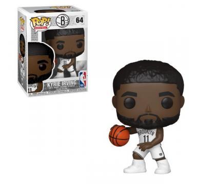 Funko POP! Basketball NBA: Brooklyn Nets - Kyrie Irving #64