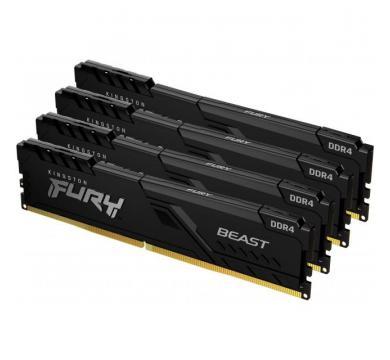 Kingston FURY Beast Black 32GB (4x8GB) 3600MHz