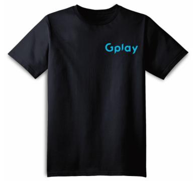 Тениска GplayTV 2019