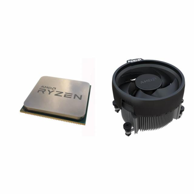 AMD Ryzen 3 3100 MPK + ASUS TUF B450-PLUS GAMING