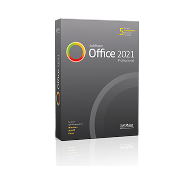 SoftMaker Office Proffesional 2021 5