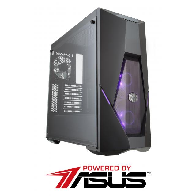 Powered by Asus Fighter 5700