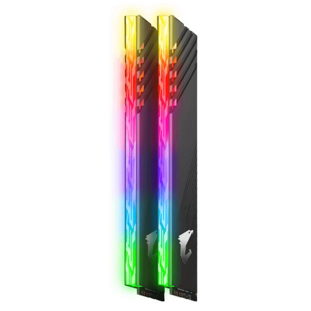 GIGABYTE X570 AORUS I PRO WI-FI + AORUS RGB 16GB DDR4 (2x8GB) 3200MHz