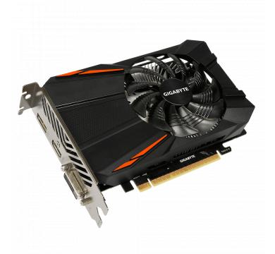 GIGABYTE GeForce GTX 1050 Ti D5 4G