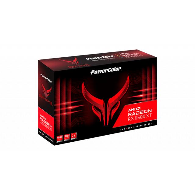 PowerColor Red Devil Radeon RX 6600XT 8G