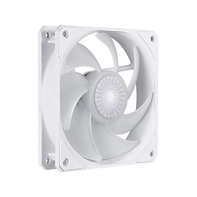 Cooler Master SickleFlow 120 ARGB White Edition