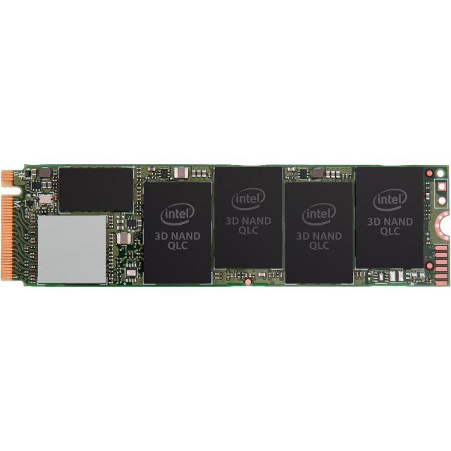 Intel 660P NVMe 512GB