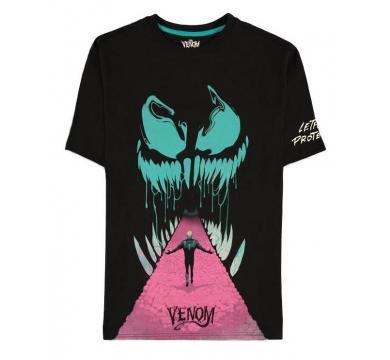 Marvel: Venom - Lethal Protector Black - Men's T-shirt