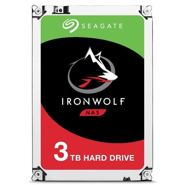Seagate IronWolf NAS 3TB